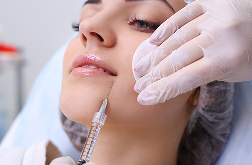 Smile line correction treatment in sharjah